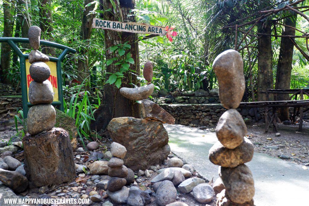 Daranak Fallls Rocks