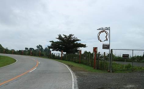 Masungi Georeserve Entrance