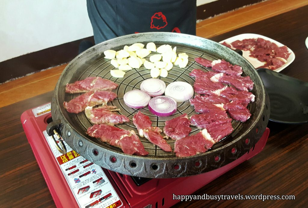 Ju Meokchi - Bek Ryeon Korean Restaurant