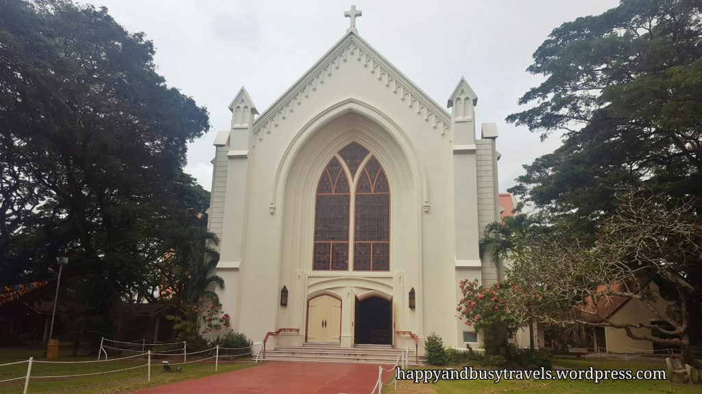 Silliman University's United Church of Christ in the Philippines