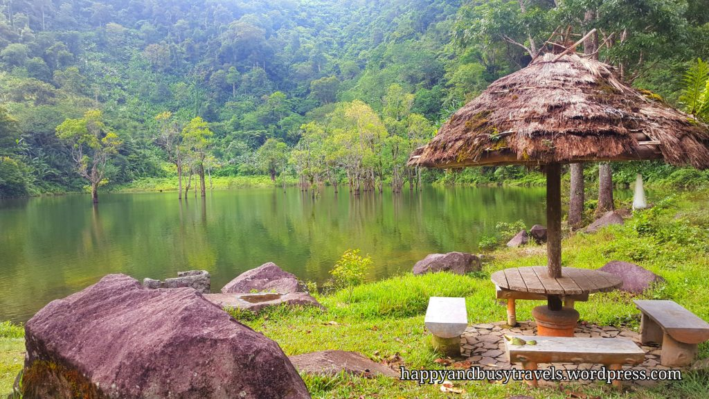Balinsasayao Twin Lakes Natural Park