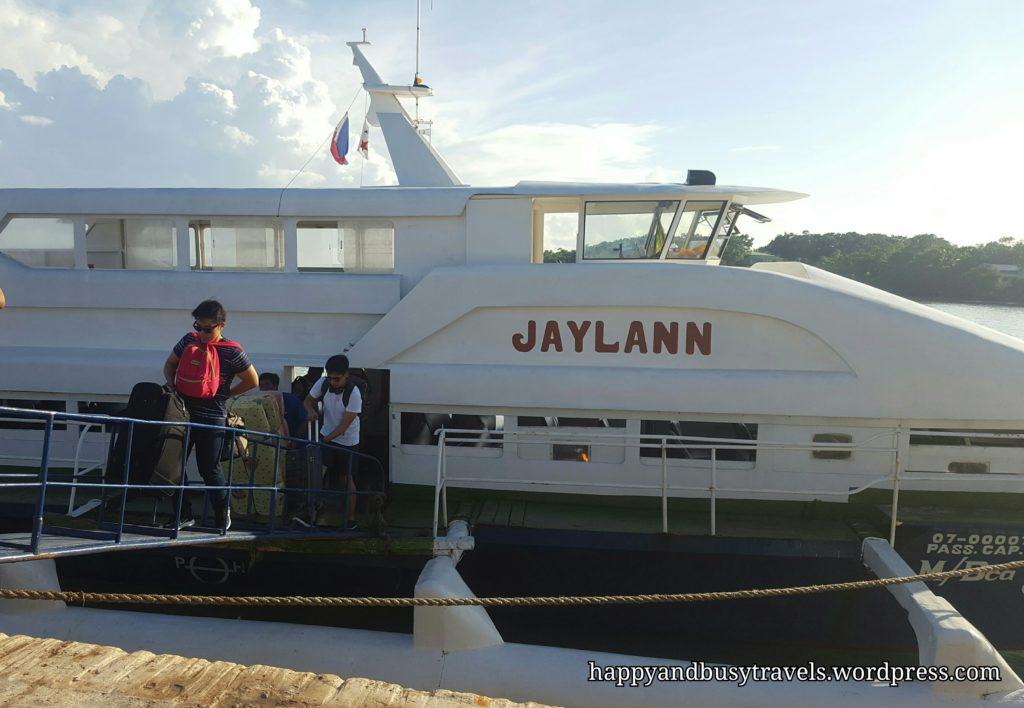 Jaylan Ship - GL Shipping Lines