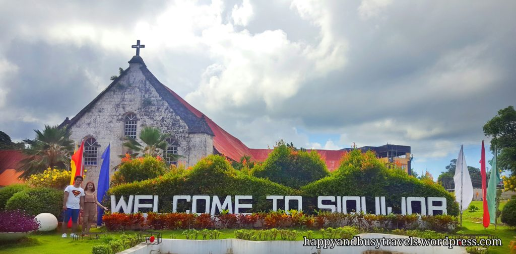 Simbahan ng Siquijor (Church of SIquijor)