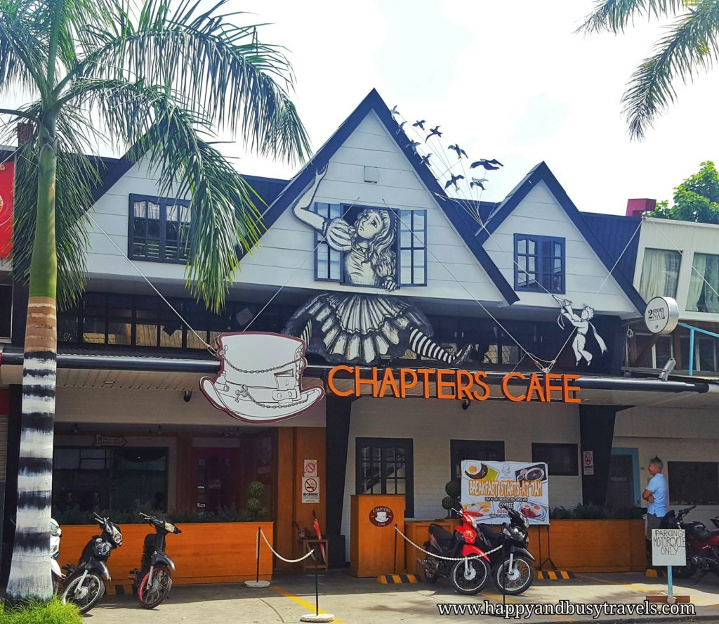 Chapter's Cafe