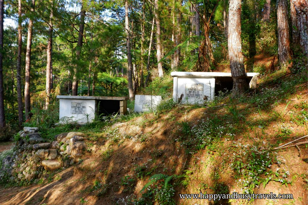 eco valley walking tour cemetery - Happy and Busy Travels to Sagada