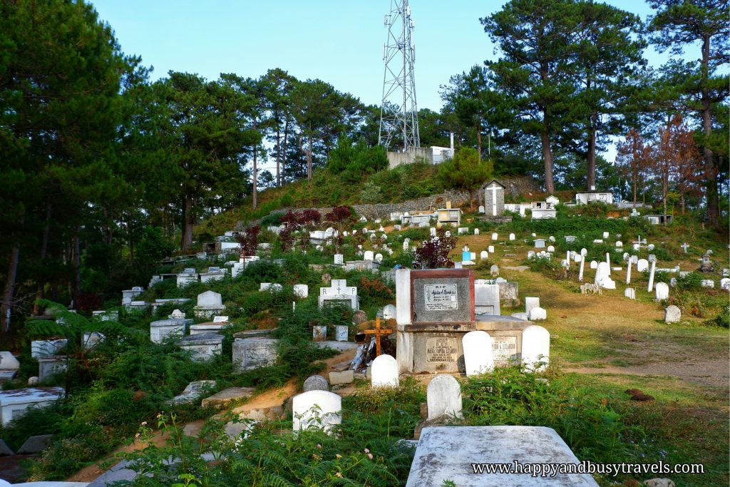 cemetery eco valley walking tour - Happy and Busy Travels to Sagada