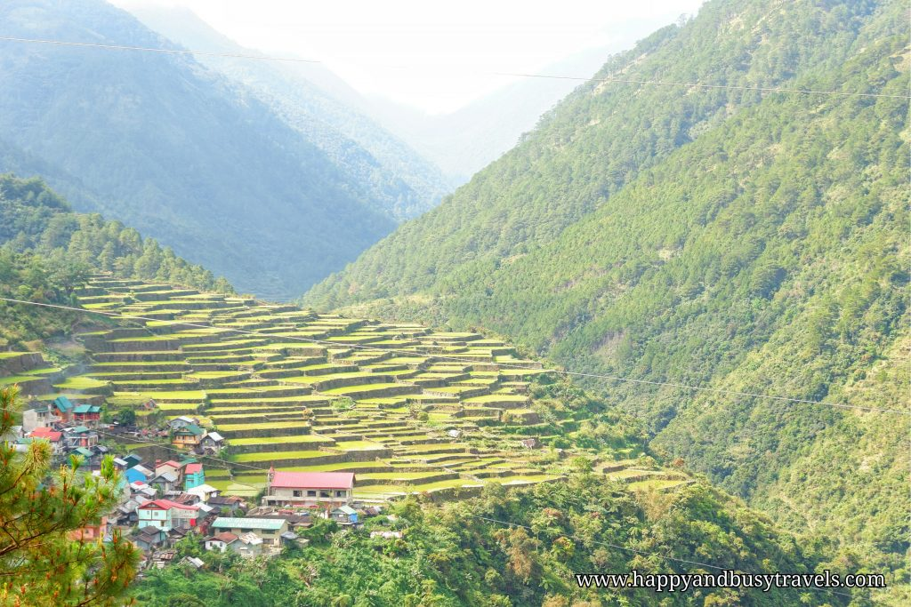 Banaue Rice Terraces - Happy and Busy Travels to Sagada