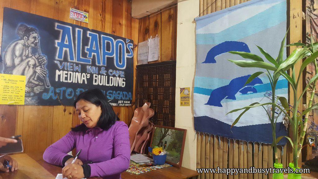 Alapo inn - Happy and Busy Travels to Sagada
