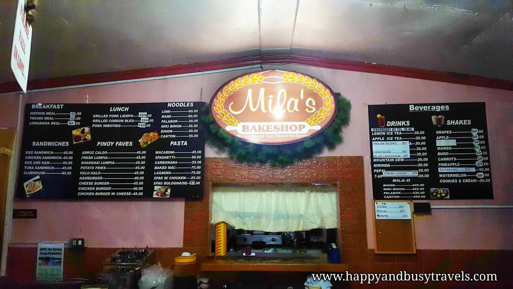 Mila's kitchen - Happy and Busy Travels to Sagada