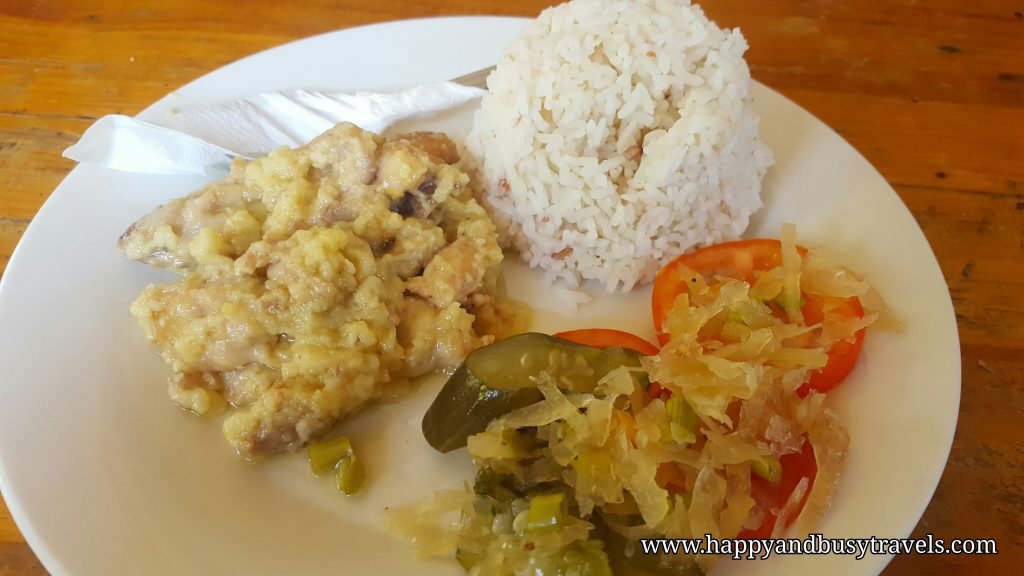 Alapo kitchen - boneless chicken in mushroom sauce - Happy and Busy Travels to Sagada