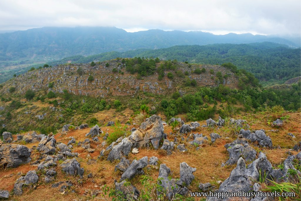 Marlboro Hills Blue soil traverse - Happy and Busy Travels to Sagada