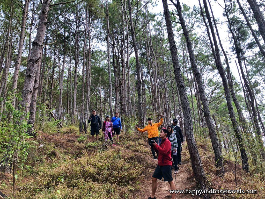 Marlboro Hills Blue soil traverse - Happy and Busy Travels to Sagada