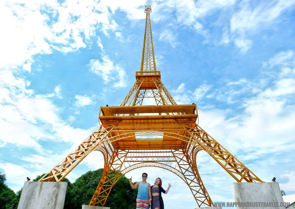 Torres Farm and Resort Eiffel tower