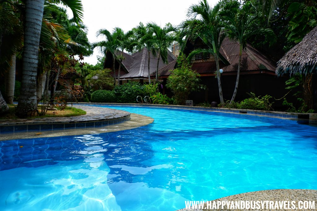Alona Tropical Beach Resort Swimming Pool