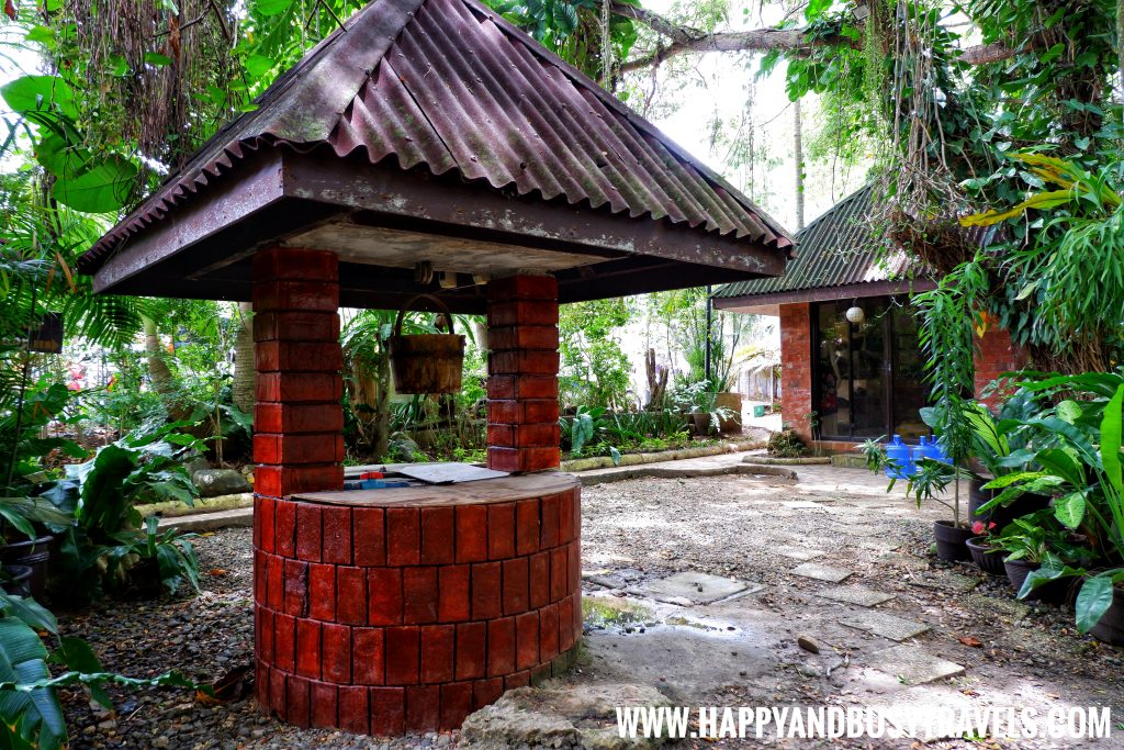Alona Tropical Beach Resort Wishing Well