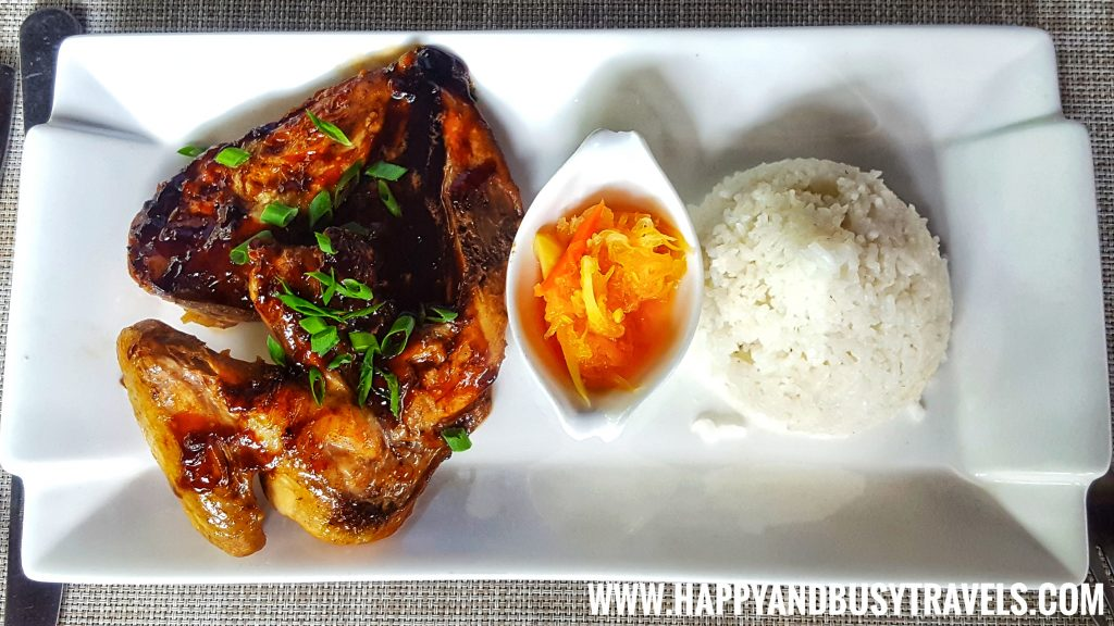 Chicken Inasal of Baha Bar