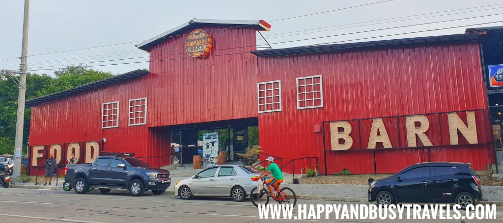 Food Barn Salitran Dasmariñas City Cavite Entrance in the morning