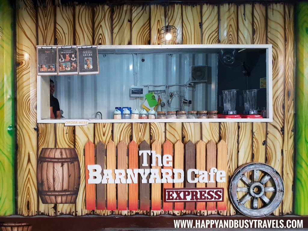 Food Barn Salitran Dasmariñas City Cavite the Barnyard Cafe Express