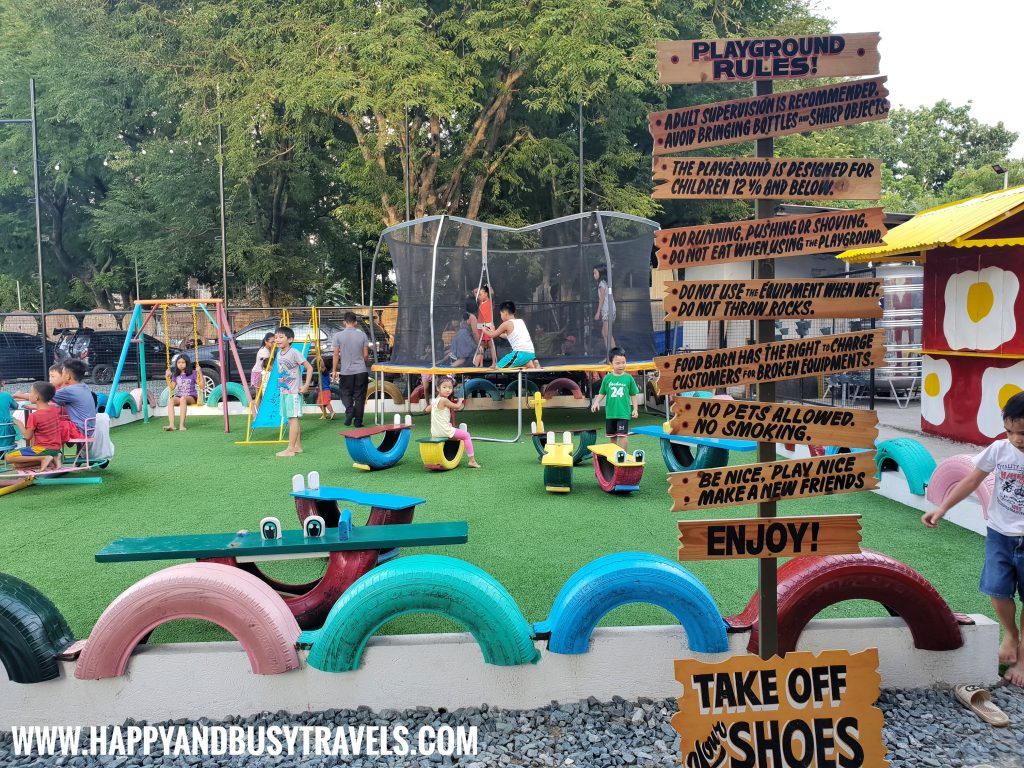 Food Barn Salitran Dasmariñas City Cavite Playground
