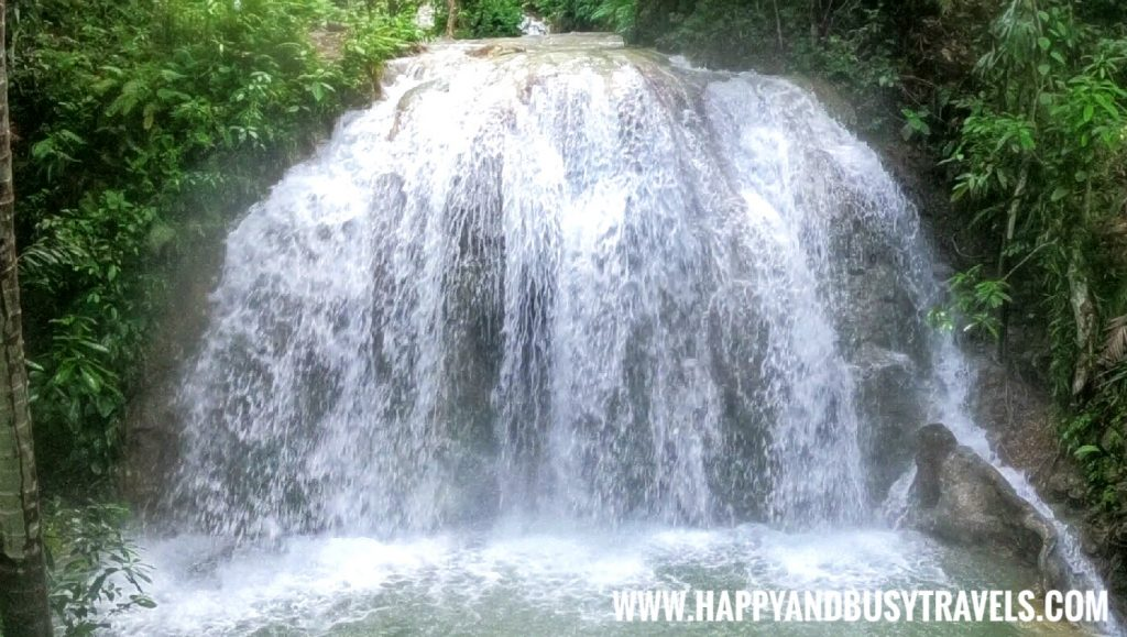 Lugnason Falls Siquijor Happy and Busy Travels