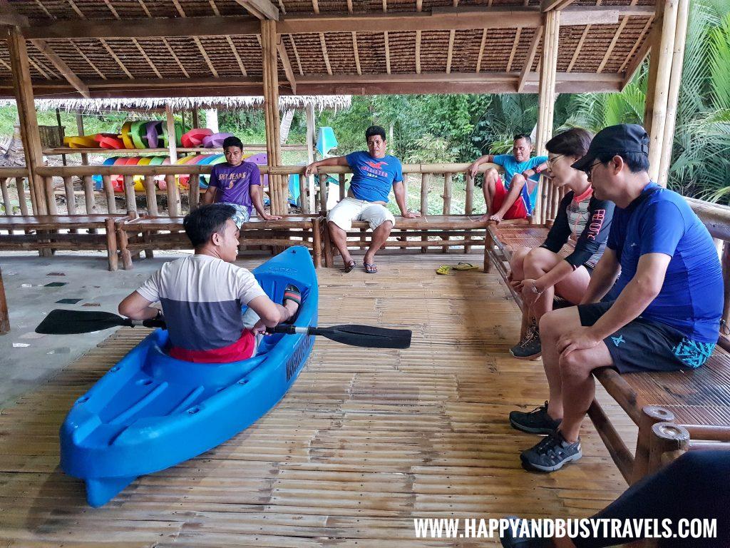 Kayaking in Maribojoc Mangrove Firefly Watching Bohol