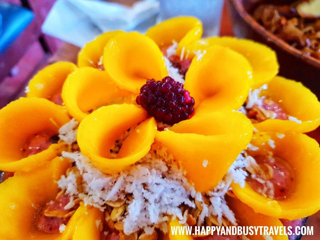 Shaka Restaurant Bohol Bom Dia Power Bowl