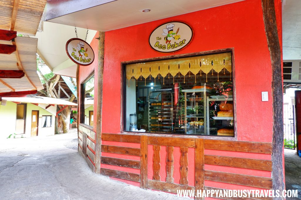 Bohol Bee Farm Bakery The Bee Baker Happy and Busy Travels