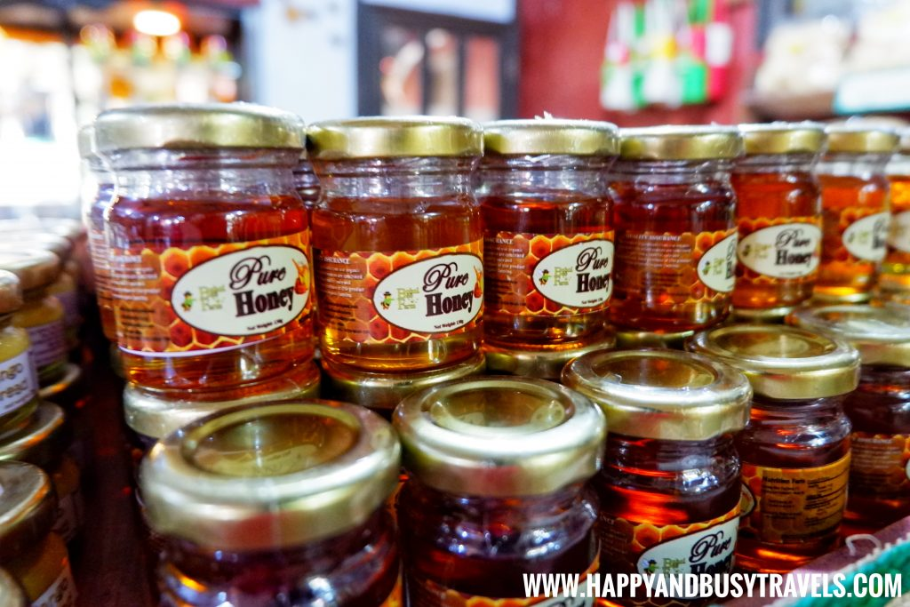 Pure Honey from the Buzz Shop at Bohol Bee Farm