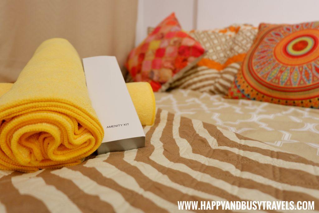 Amenity Kit Riyad of Morocco condominium for rent in Tagaytay