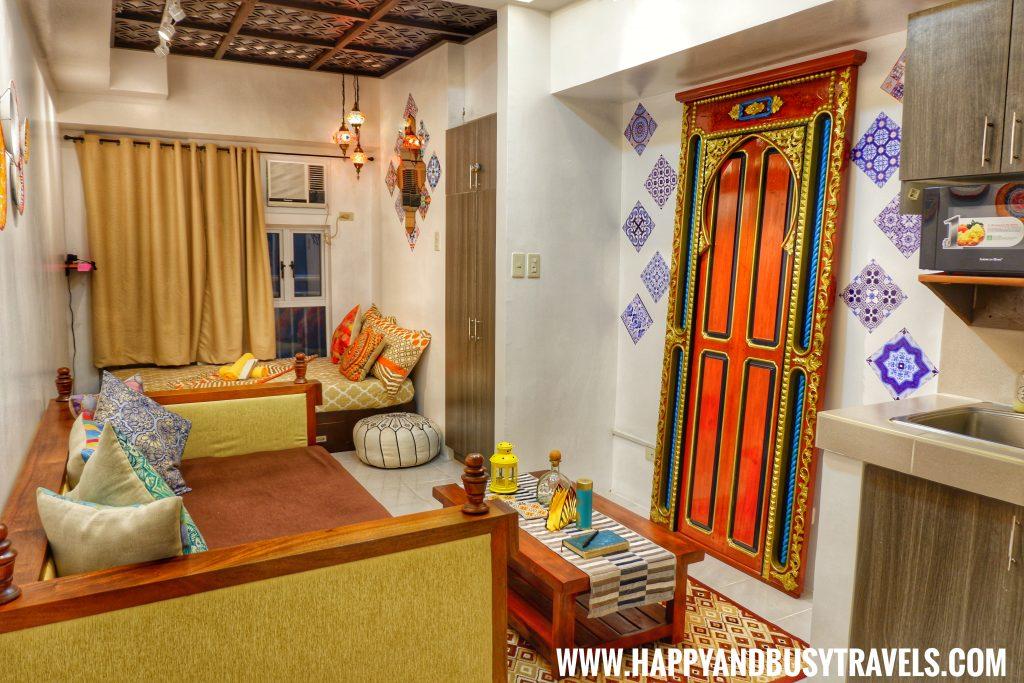 Riyad of Morocco condominium for rent in Tagaytay