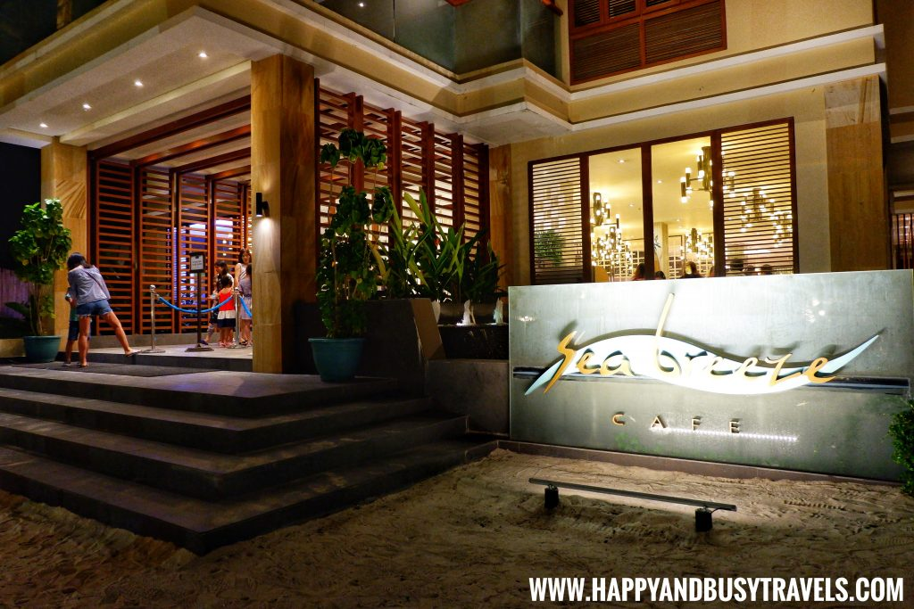 Sea Breeze Cafe Hennan Resort Bohol, Happy and Busy Travels