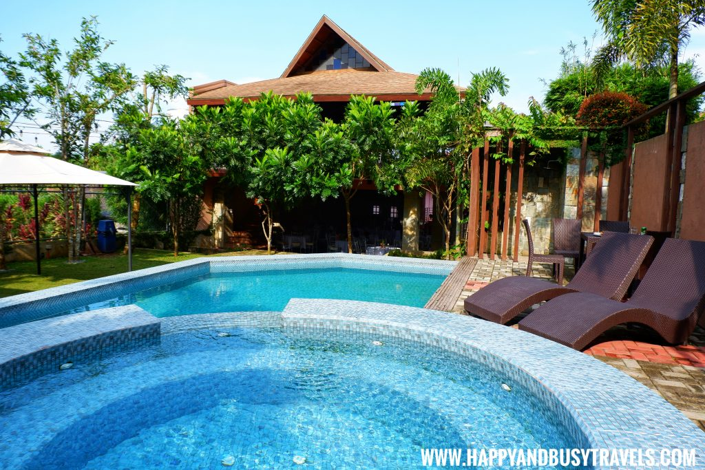 Jacuzzi and Swimming Pool of Asian Village Tagaytay Happy and Busy Review
