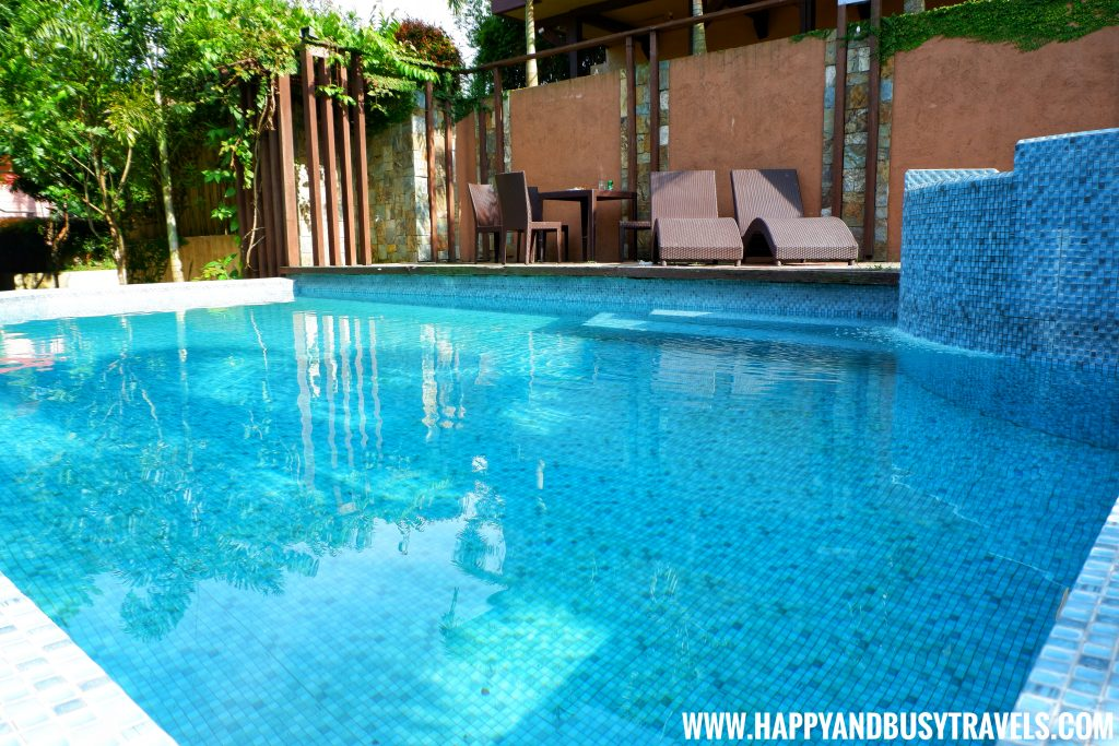 Swimming Pool of Asian Village Tagaytay Happy and Busy Review