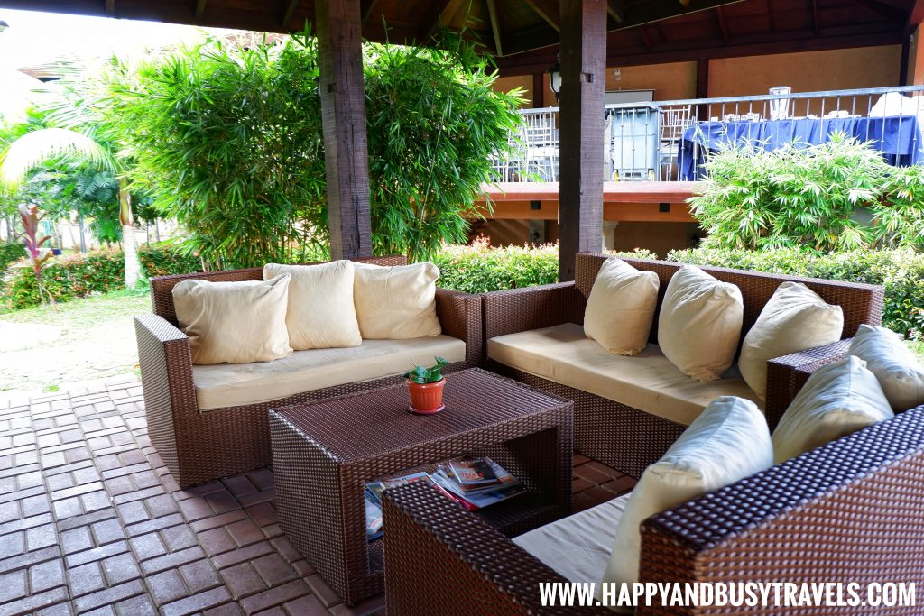 Waiting Area Asian Village Tagaytay Happy and Busy Review
