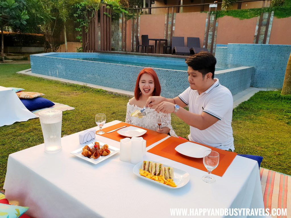 picnic at the Asian Village Tagaytay Happy and Busy Review
