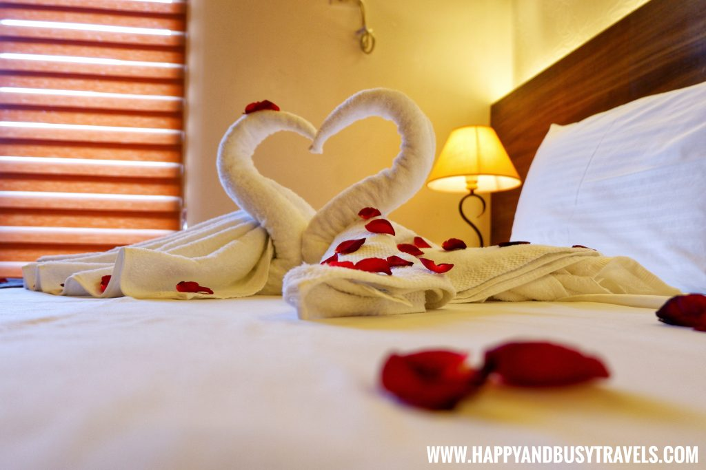 Romantic set up in Asian Village Tagaytay Happy and Busy Review