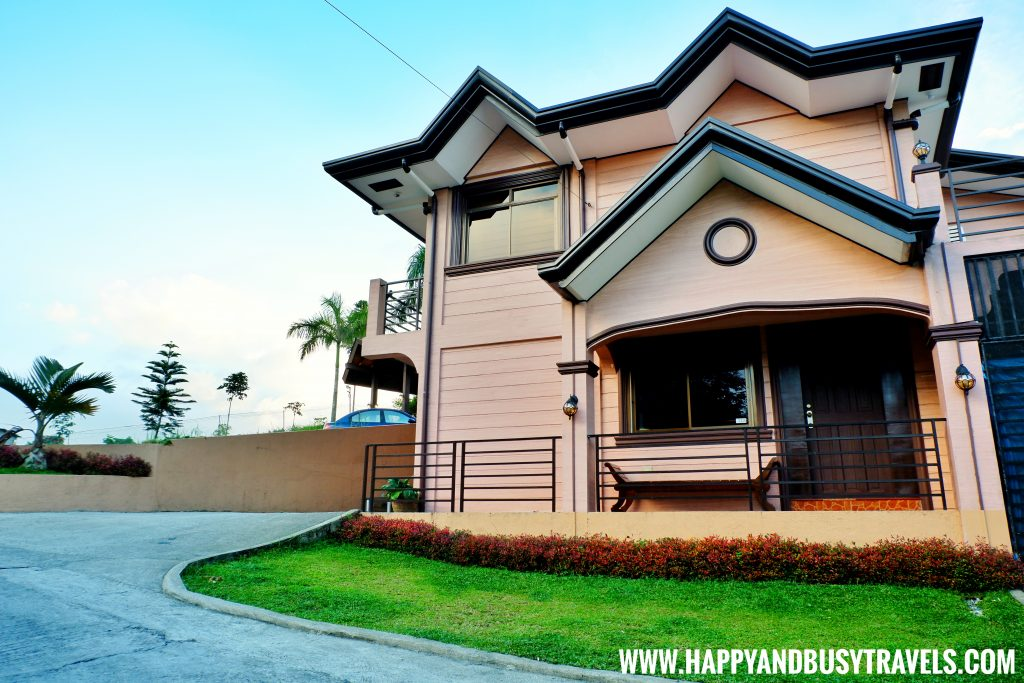 Main House of Asian Village Tagaytay Happy and Busy Review