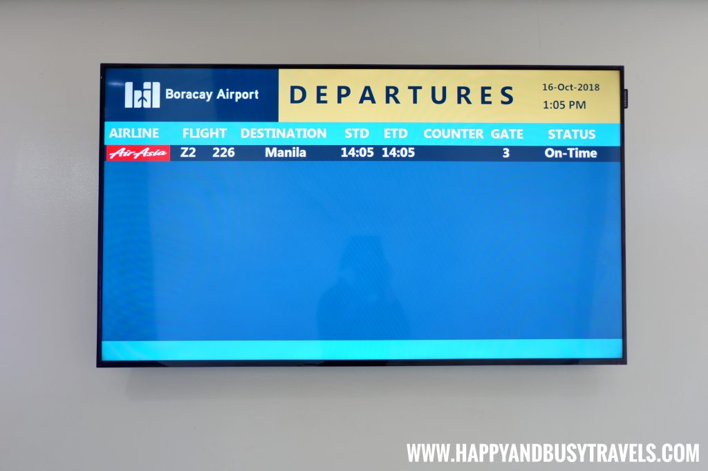List of flights in Boracay Airport The New Caticlan Airport article of Happy and Busy Travels