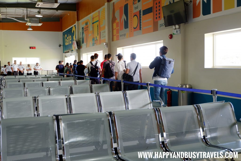 departure area Boracay Airport The New Caticlan Airport article of Happy and Busy Travels