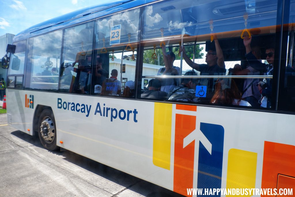 Busy to the plane Boracay Airport The New Caticlan Airport article of Happy and Busy Travels