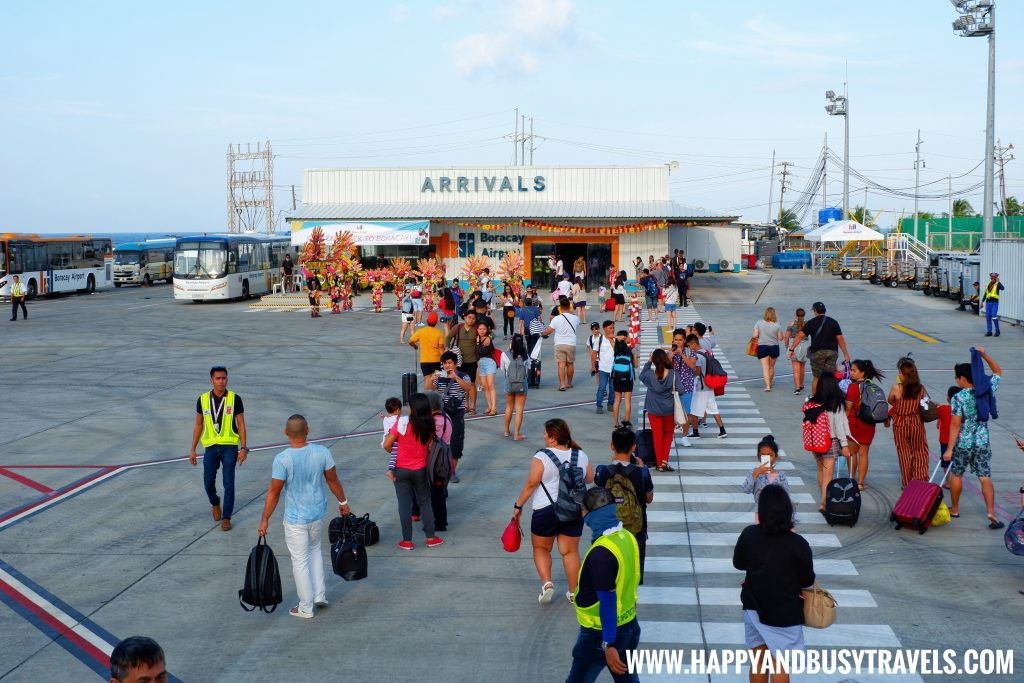 Boracay Airport The New Caticlan Airport Happy and Busy Travels
