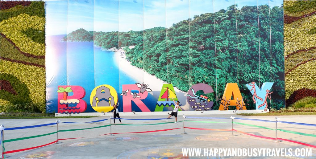 Welcome to Boracay Sign