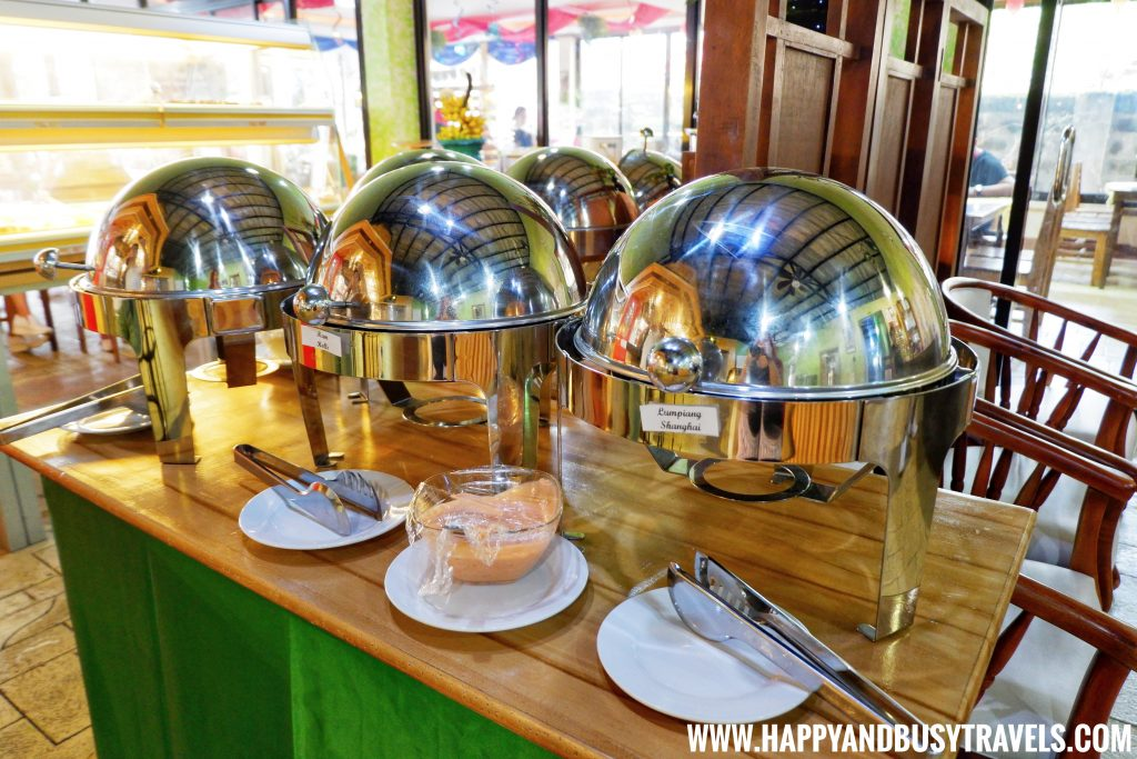 D' Banquet Bakeshop and Restuurant Happy and Busy Travels to Tagaytay