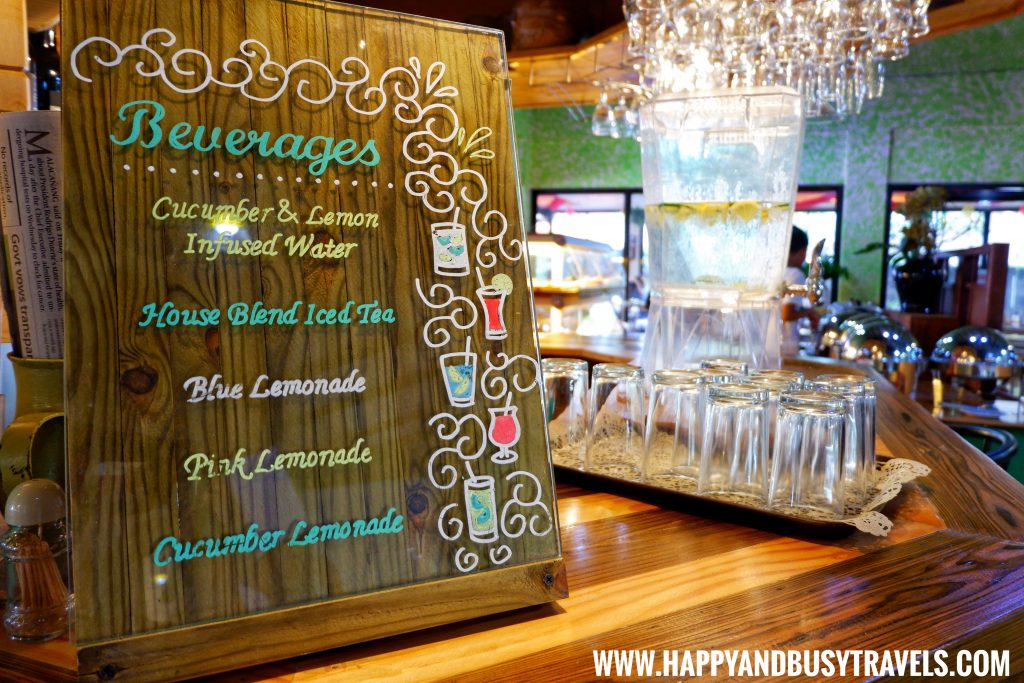 Beverages and drinks D' Banquet Bakeshop and Restuurant Happy and Busy Travels to Tagaytay