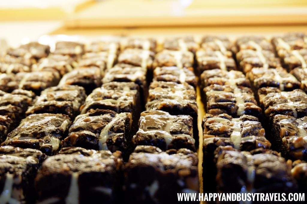 Brownies D' Banquet Bakeshop and Restuurant Happy and Busy Travels to Tagaytay