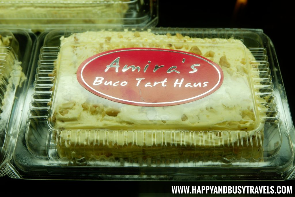 Amira's Sansrival Cake D' Banquet Bakeshop and Restuurant Happy and Busy Travels to Tagaytay
