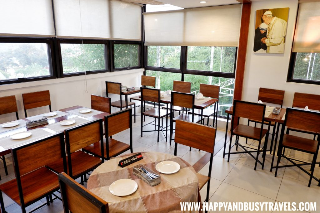 Inside Dining Deli de San Honore Happy and Busy Travels to Tagaytay