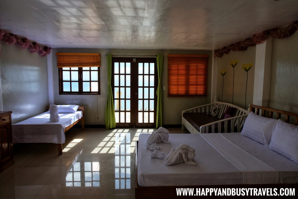 Ground Floor of the Lighhouse Suite of Lanas Beach Resort Happy and Busy Travels to Carabao Island Romblon