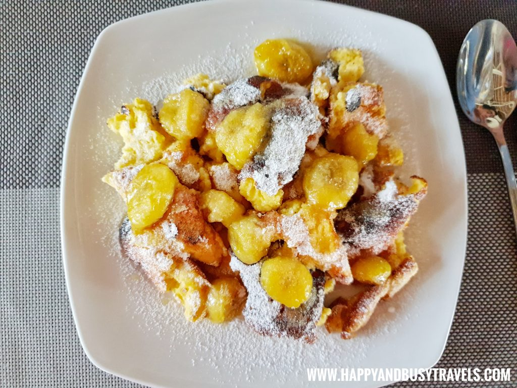 Kaiserschmarrn Lanas Beach Resort Happy and Busy Travels to Carabao Island Romblon