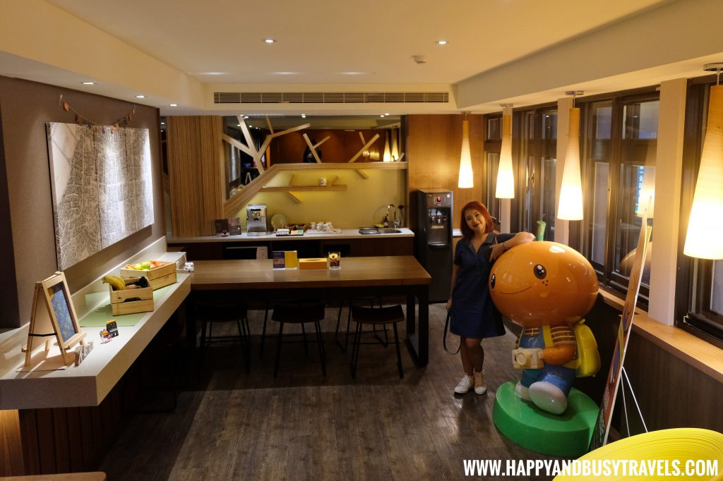 Public area Orange Hotel Kaifong Happy and Busy Travels to Taiwan